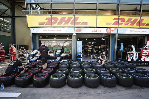 Pirelli plans to scrap F1 tyre choices once season starts