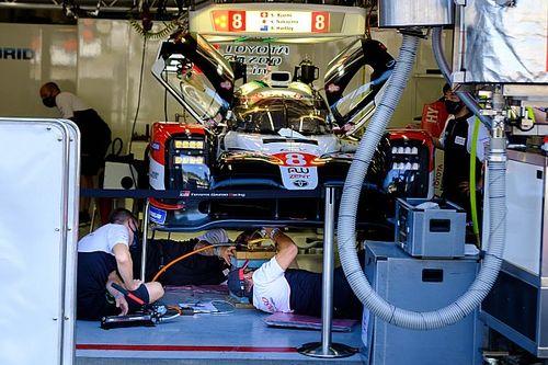 Toyota prepares to give low-downforce aero Spa debut
