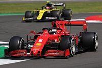 """Vettel: Quelque chose """"ne tourne pas rond"""" avec la Ferrari"""