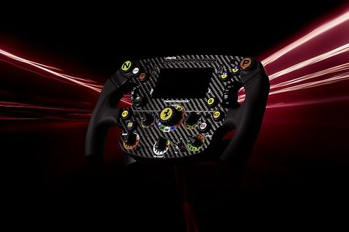 Thrustmaster introduceert op Ferrari SF1000 gebaseerd simstuur