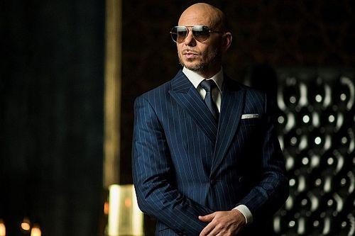 Las razones de Pitbull para sumarse a NASCAR