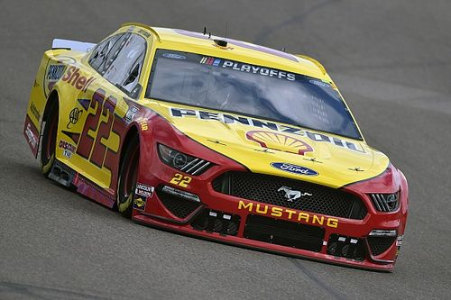 """Joey Logano ready to """"jump into anything and go fast"""""""