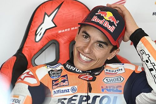 """Honda: """"Essere in griglia domenica è già una vittoria per Marc"""""""