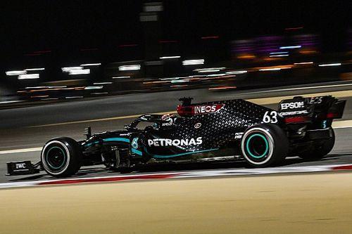 Sakhir GP: Russell stays on top in FP2, Bottas 11th