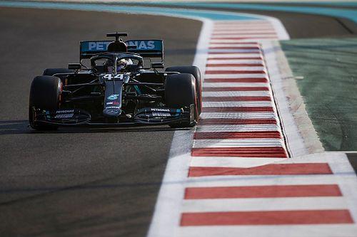 Mercedes: 2021 F1 cars 'near 2019 performance levels'