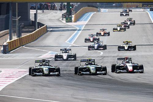 F3: il round del Paul Ricard anticipato di una settimana