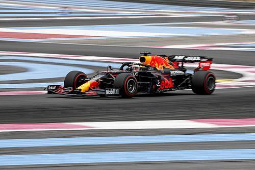 Verstappen pakt pole voor Grand Prix van Frankrijk
