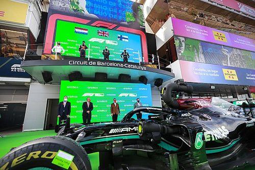 GALERÍA: mejores fotos del GP de España de F1