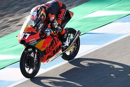 Moto3: Acosta inarrestabile, a Jerez arriva il tris