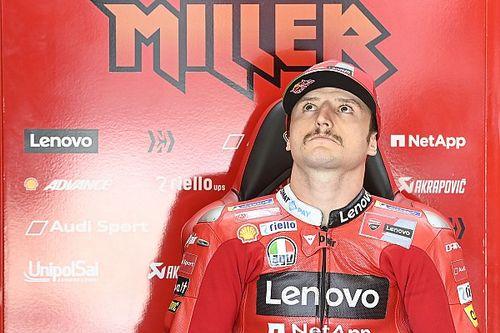 MotoGP Fransa 1. antrenman: Miller, Zarco'nun önünde lider