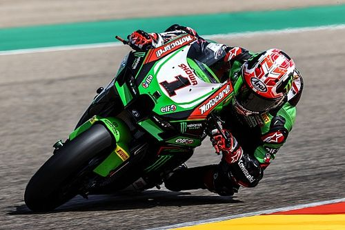 "Rea ""very frustrated"" at WSBK rev limit imposed on Kawasaki"