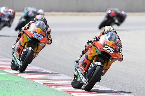 KTM et le team Ajo prolongent leur association jusqu'en 2026