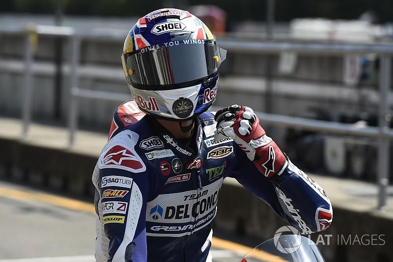 Moto3 Ceko: Di Giannantonio kalahkan Canet