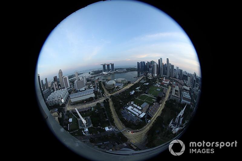 Пятница в Сингапуре. Большой онлайн