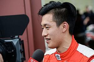فورمولا 3 الأوروبية أخبار عاجلة تشو سائق أكاديمية فيراري ينضم لفريق موتوبارك في موسمه الأول في الفورمولا 3