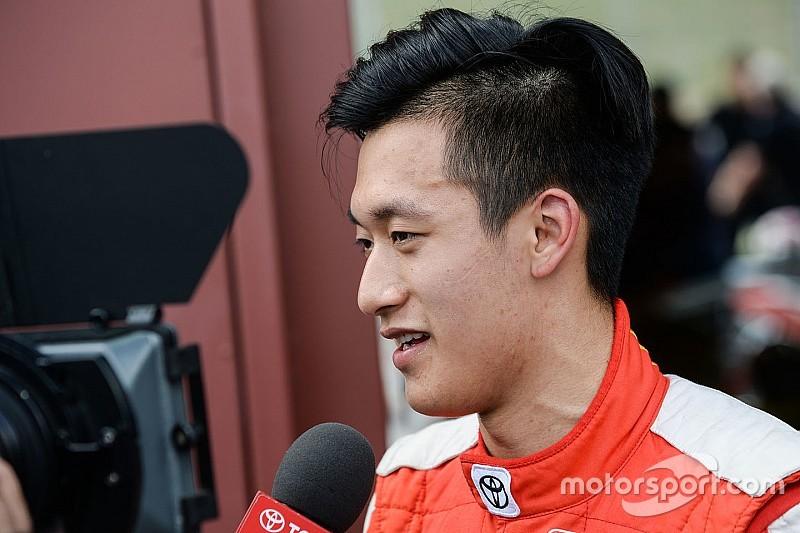 تشو سائق أكاديمية فيراري ينضم لفريق موتوبارك في موسمه الأول في الفورمولا 3