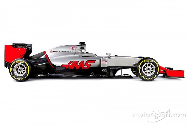 Warum sieht der Haas VF-16 aus, wie er aussieht?