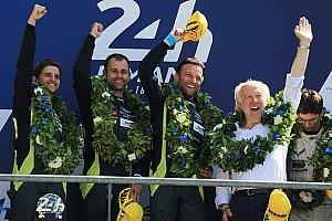 """Le Mans 速報ニュース 【ル・マン24h】アストンマーチン代表「最後の戦いは""""命懸け""""だった」"""