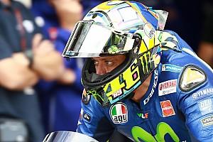 MotoGP News Valentino Rossi: Mentaler Schmerz schlimmer als gebrochenes Bein