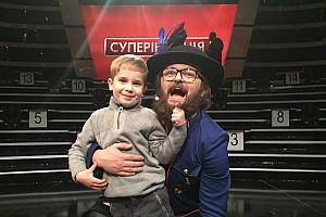 Картинг Важливі новини Макар Железняк став учасником шоу «СуперІнтуїція»