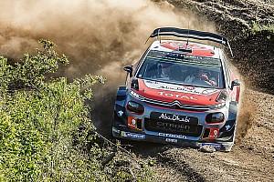 WRC Actualités Le volant de Meeke n'est pas menacé, dit Citroën
