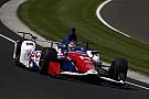 Muñoz espera ser competitivo en Indy 500