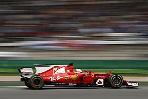 Формула 1 Новость Снижение температуры на ГП России не помешает Ferrari, заявил Феттель