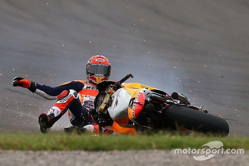 Легенда MotoGP Рейні: Аварії Маркеса надають Лоренсо шанс перемогти