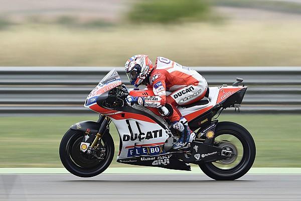 MotoGP Últimas notícias Dovizioso: