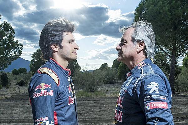 Dakar Ultime notizie Alla Dakar i Sainz a ruoli invertiti: è stato Carlos Jr ad aiutare il papà!