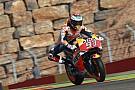 FP3 MotoGP Aragon: Marquez tercepat, Rossi lolos Q2