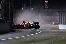 Sebastian Vettel nach F1-Crash in Singapur: