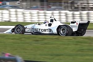 Dixon: New IndyCar aerokits a