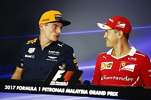 F1 Noticias de última hora Horner compara a Verstappen y Vettel: