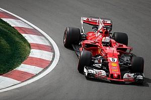 Formel 1 News Formel 1 2017: Sebastian Vettel droht Sperre bei weiterem Vergehen
