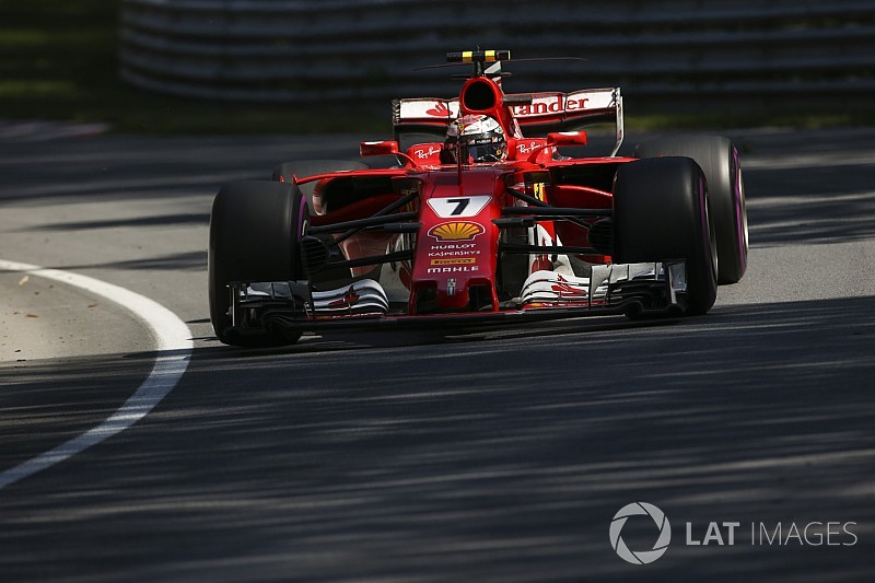 Teknik Analiz: Ferrari'nin orta seviye downforce paketi