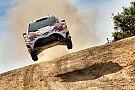 WRC Toyota Gazoo Racing accelerates onto super-fast Polish stages
