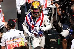 Lewis Hamilton Champion à Austin si...