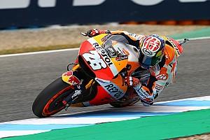MotoGP Practice report Jerez MotoGP: Pedrosa heads Lorenzo, Vinales in FP3