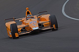 IndyCar Breaking news Alonso to keep Indy 500 car after race