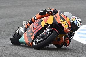MotoGP News Espargaro & Smith mit neuem KTM-MotoGP-Motor zufrieden