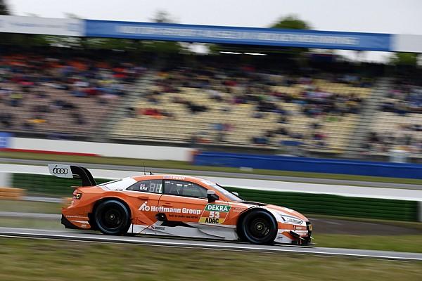 DTM Green's Hockenheim penalty