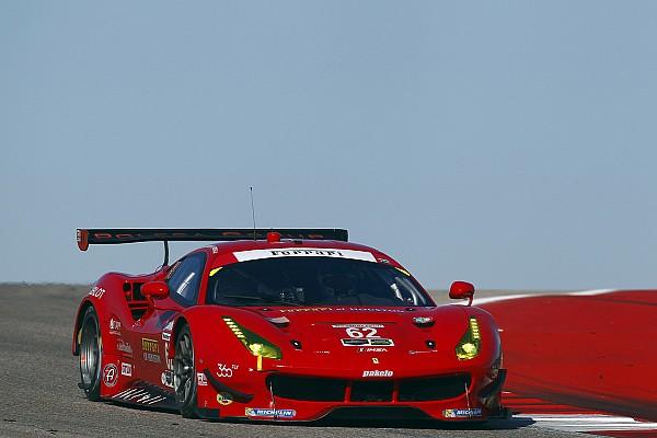 IMSA Risi Ferrari regresa a competir a la serie IMSA