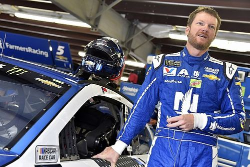 """Dale Jr.: """"I probably shouldn't have said something"""" about 2018 Clash"""