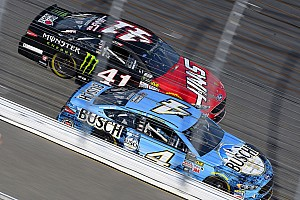 NASCAR Cup Commentary Yes, Gibbs ruled New Hampshire, but SHR excelled too
