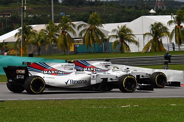 Massa: Williams' test met Kubica en Di Resta niet representatief