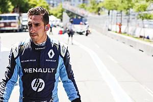 Formule E Actualités Sébastien Buemi disqualifié de la Course 1 à Montréal
