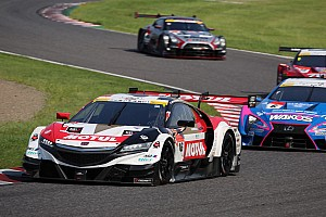 Super GT Résumé de course Une première contrariée en Super GT pour Button
