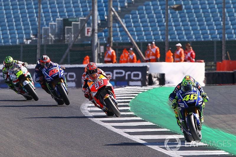 """Silverstone """"très motivé"""" à l'idée de préserver le MotoGP"""
