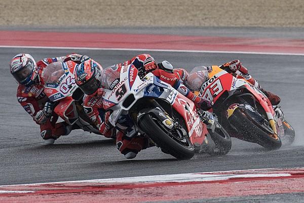 MotoGP Actualités Petrucci : Ducati ne m'a jamais demandé de m'écarter